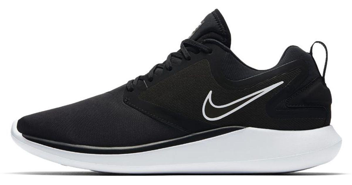 0f76efb7cca Lyst - Nike Lunarsolo Men s Running Shoe in Black for Men - Save 32%