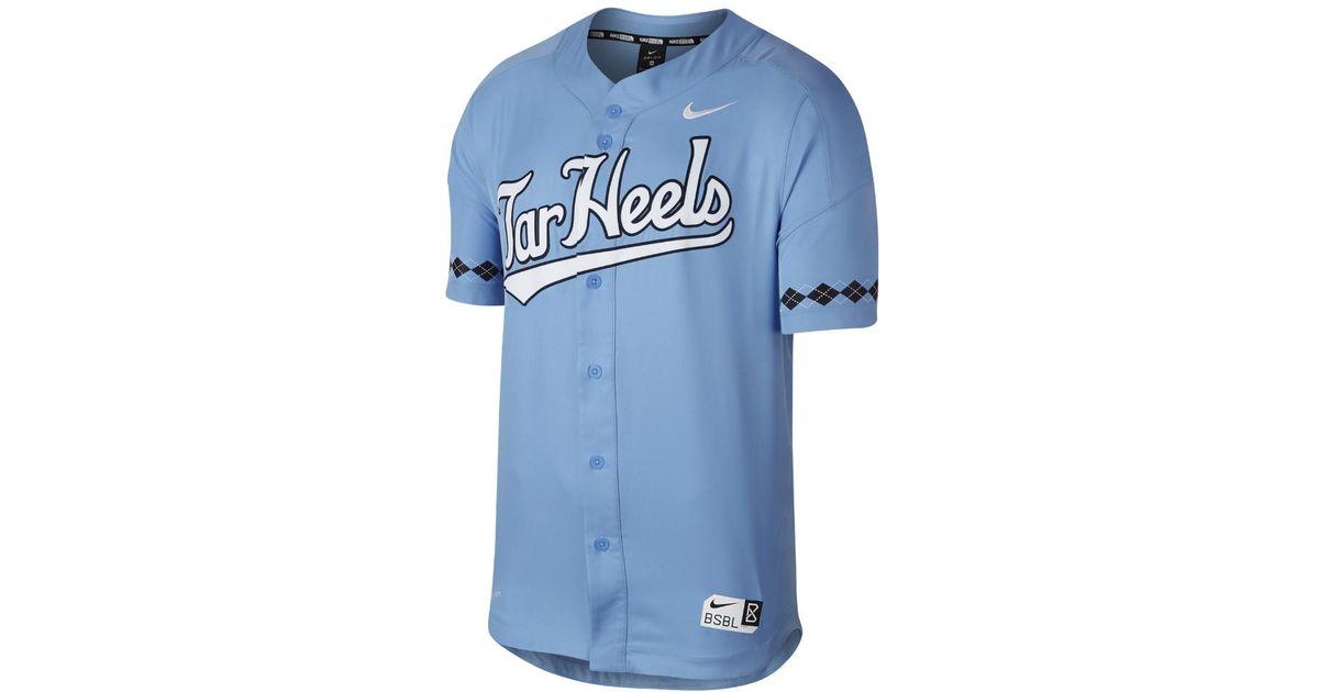 unc baseball jersey