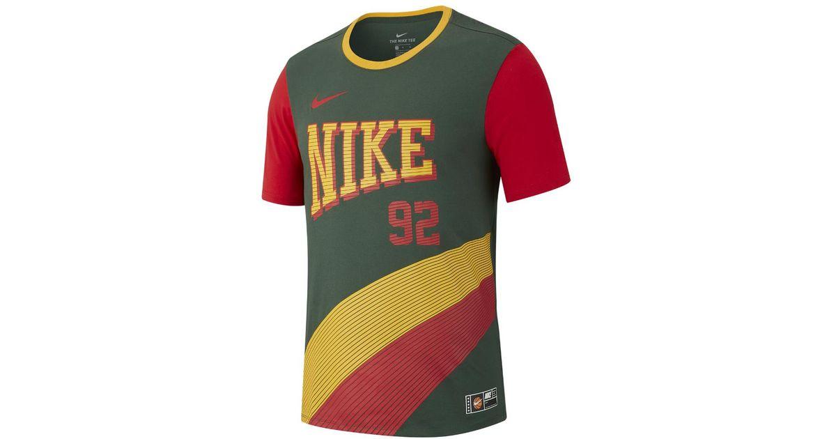 nike t shirt 92