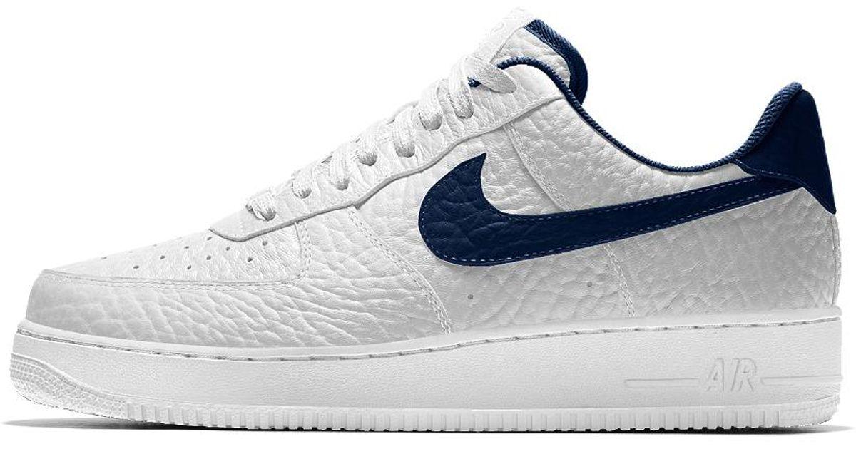 93645d0da1e Lyst - Nike Air Force 1 Low Premium Id (utah Jazz) Men s Shoe in Blue for  Men