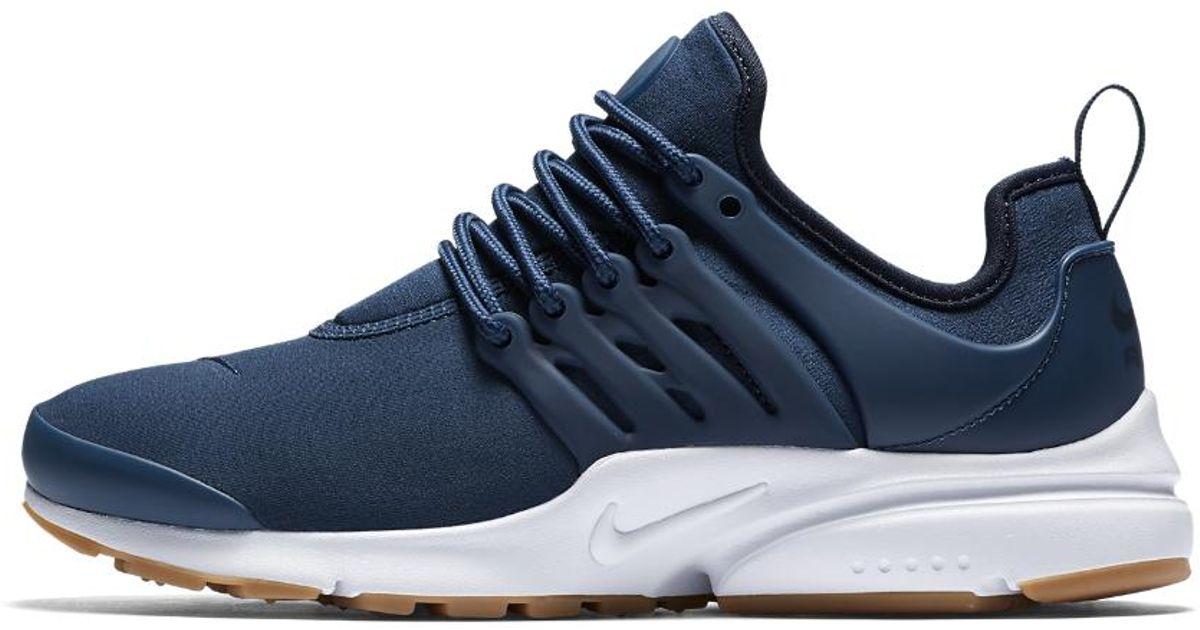 d897779d2df0 Lyst - Nike Air Presto Women s Shoe in Blue for Men