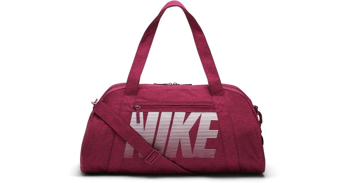 Lyst Nike Gym Club Training Duffel Bag Pink Clearance In For Men