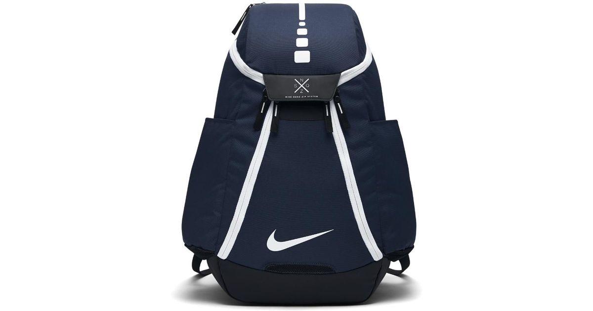 Nike Synthetic Hoops Elite Max Air Team
