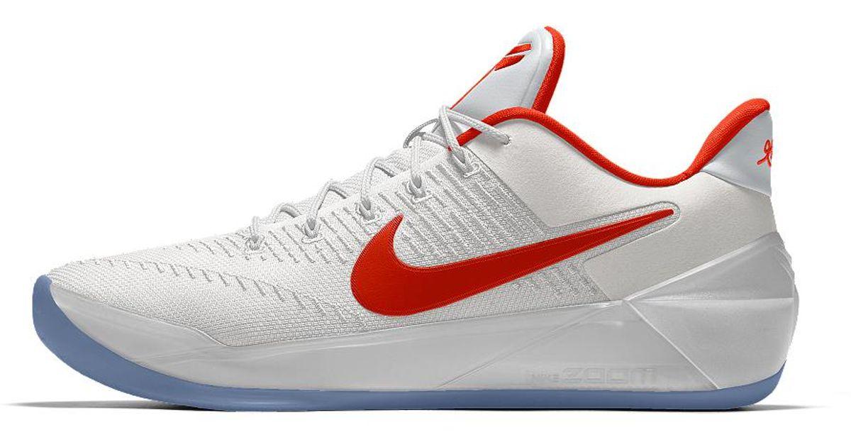 Nike Kobe A.d. Id Men's Basketball Shoe