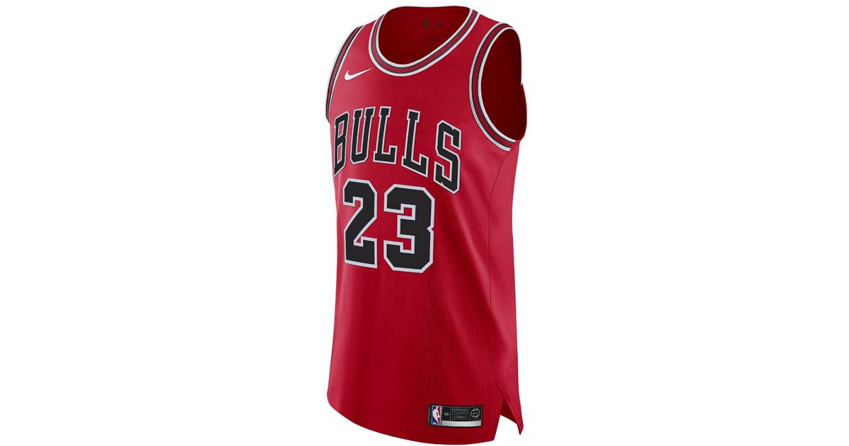 02f5cb0c588e ... promo code lyst nike michael icon edition authentic jersey chicago  bulls mens nike nba connected jersey