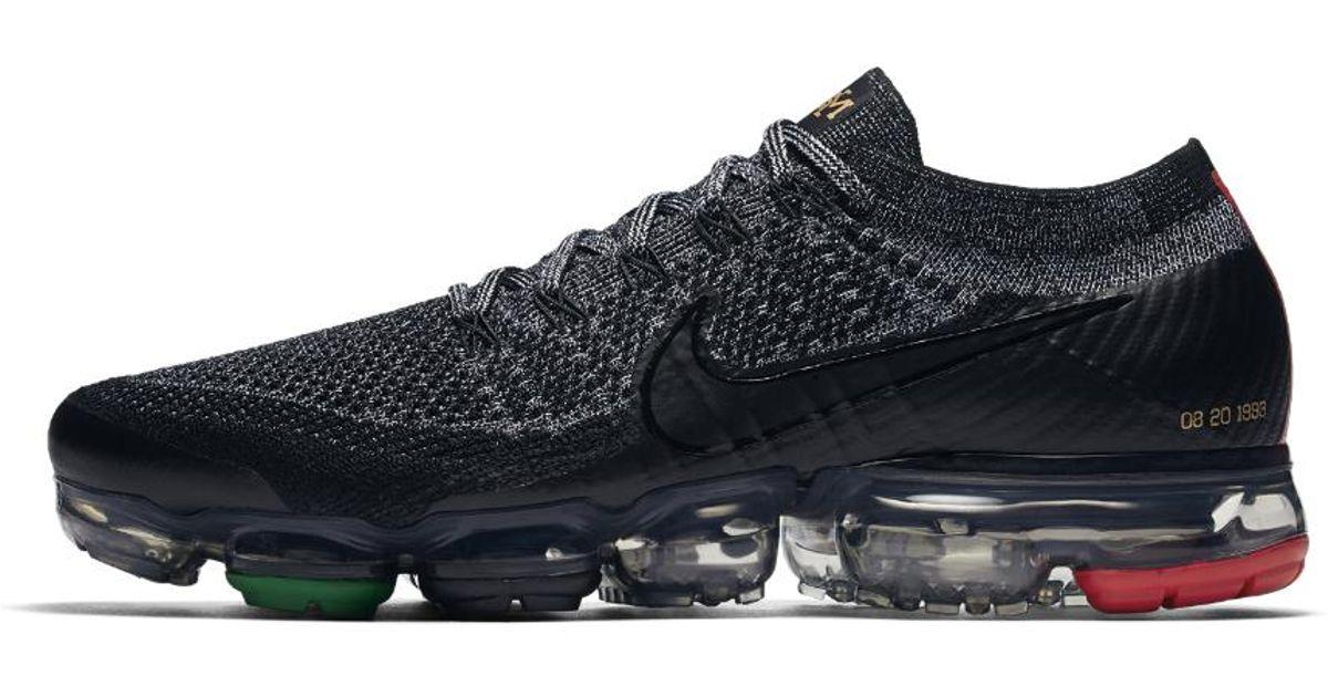 61ddf2510a6 Lyst - Nike Air Vapormax Flyknit Bhm Men s Running Shoe in Black for Men