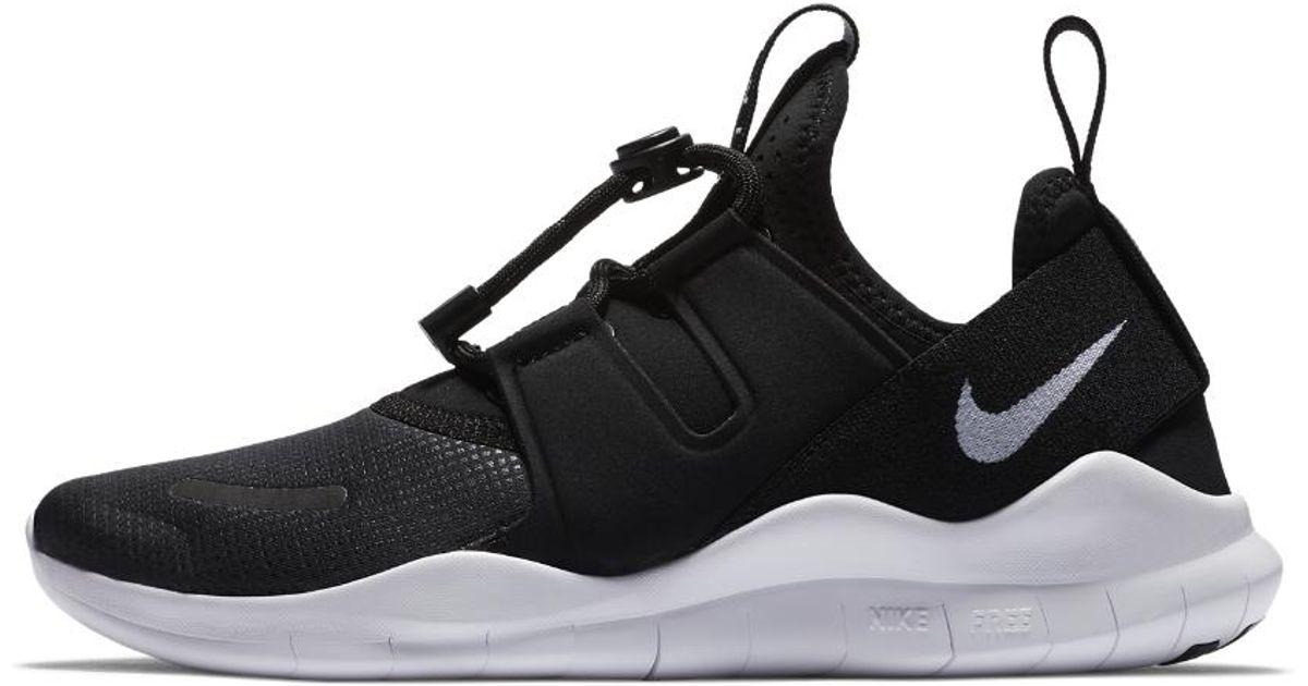 3a67efbdf3216 Lyst - Nike Free Rn Commuter 2018 Women s Running Shoe in Black