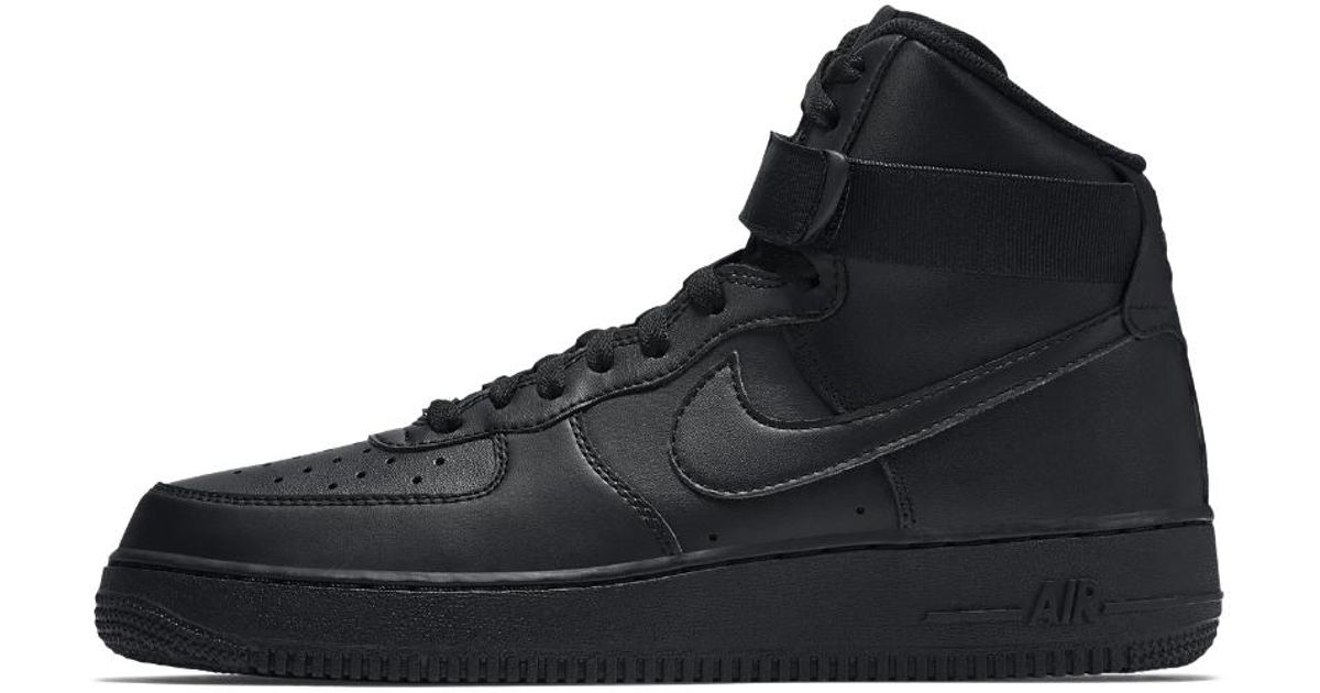 1c436236d2bd Lyst - Nike Air Force 1 High 07 Men s Shoe in Black for Men