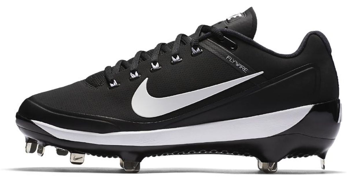 f094fb2ac Nike Alpha Air Clipper  17 Men s Baseball Cleats in Black for Men - Lyst