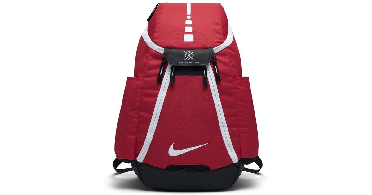 adb7b20d1c9b Lyst - Nike Hoops Elite Max Air Team 2.0 Basketball Backpack (red) in Red