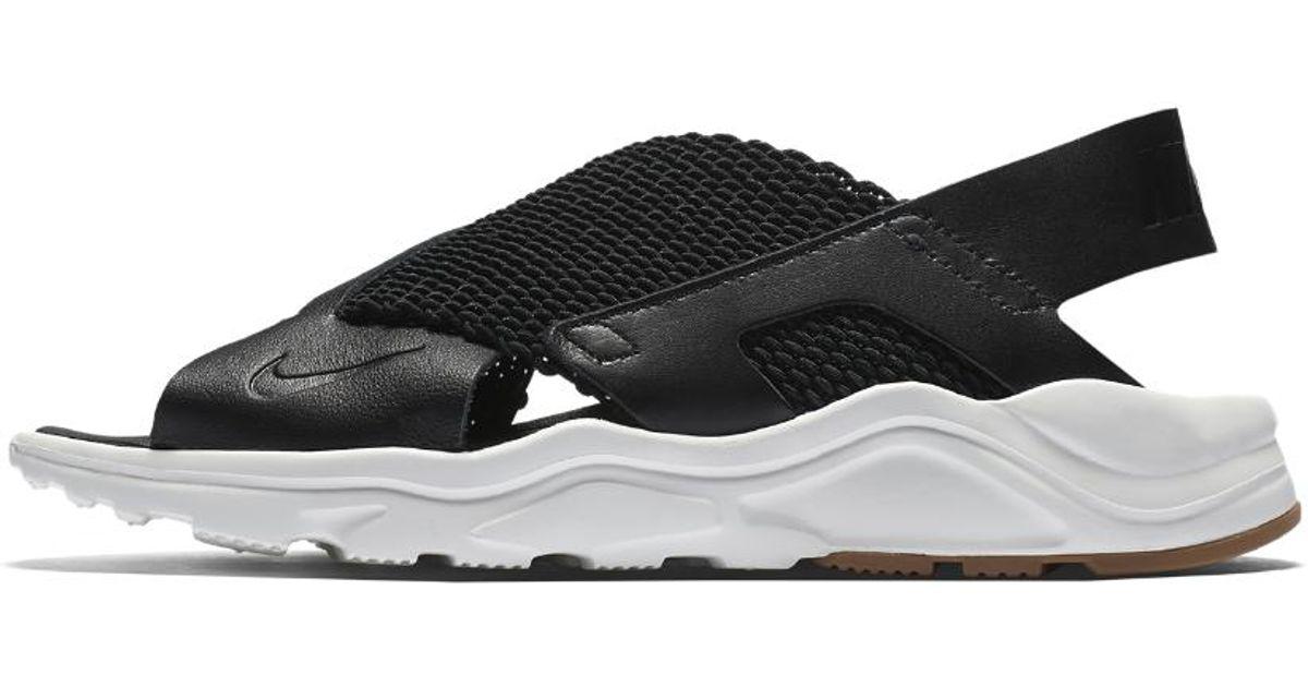 Nike Leather Air Huarache Ultra Women's