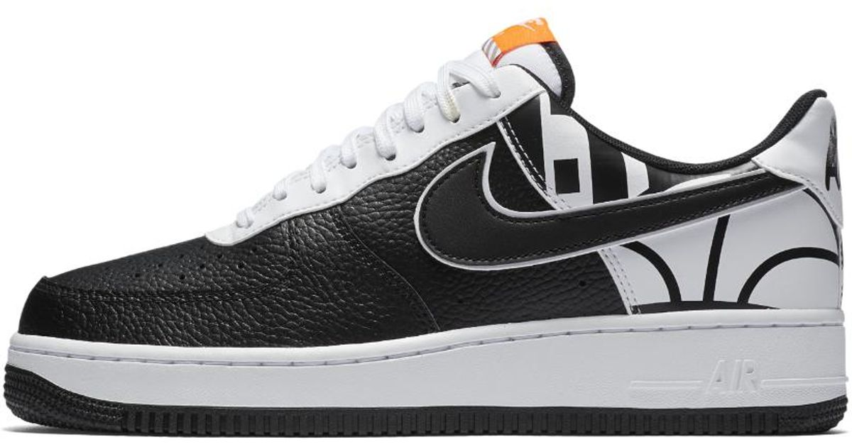 Nike Leather Air Force 1 Low 07 Lv8 Men