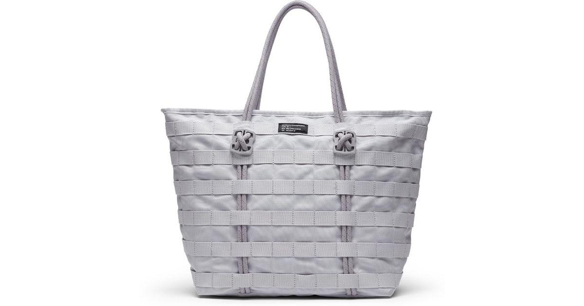 Nike Sportswear Af1 Tote Bag (grey) in