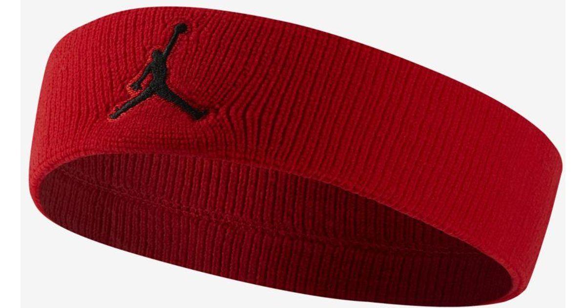 nike jordan jumpman headband
