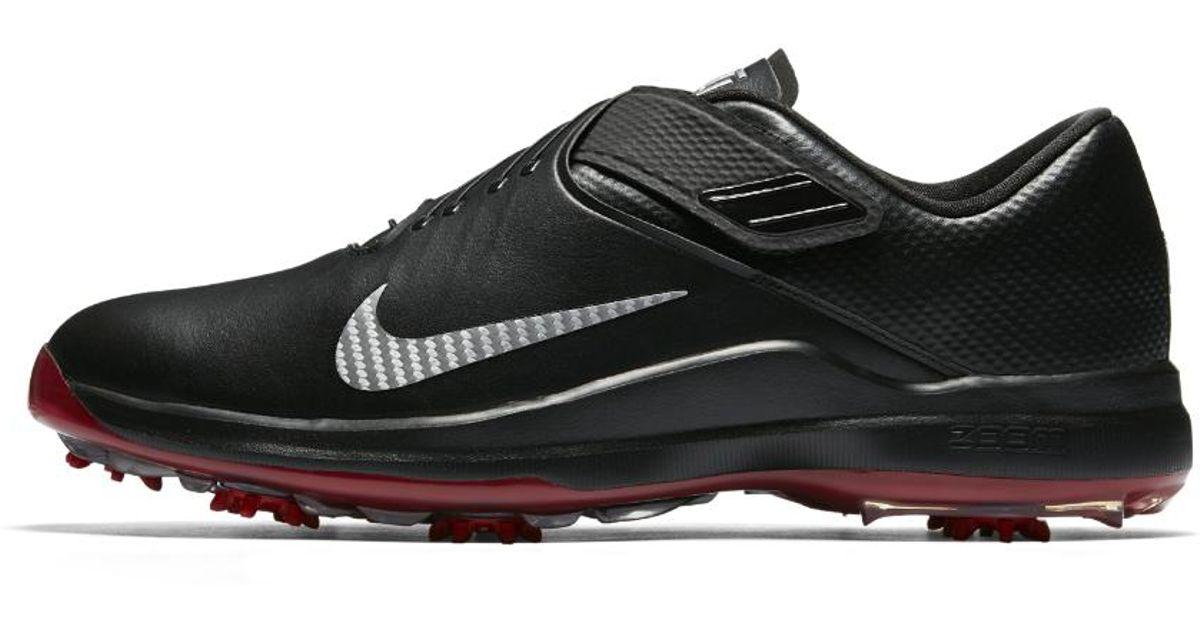 Lyst - Nike Tw 17 Men s Golf Shoe in Black for Men 31c0b573f