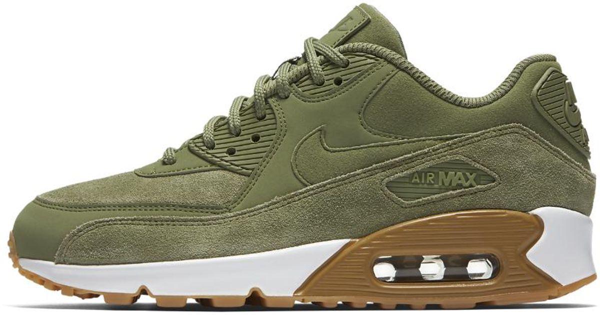 Nike Green Air Max 90 Se Women's Shoe