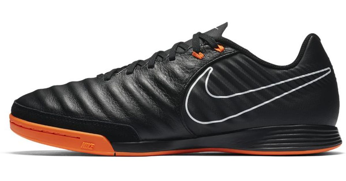 d7df1234f Lyst - Nike Tiempox Legend Vii Academy Indoor court Soccer Shoe in Black  for Men