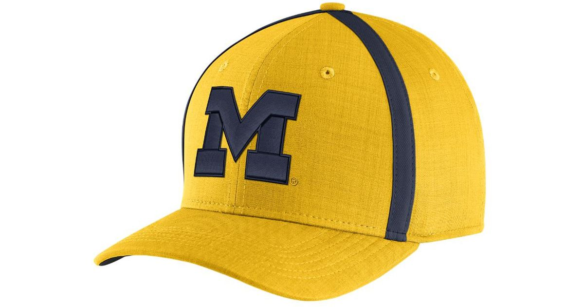 0948432175b2d low price michigan sideline hat ad487 99a9e