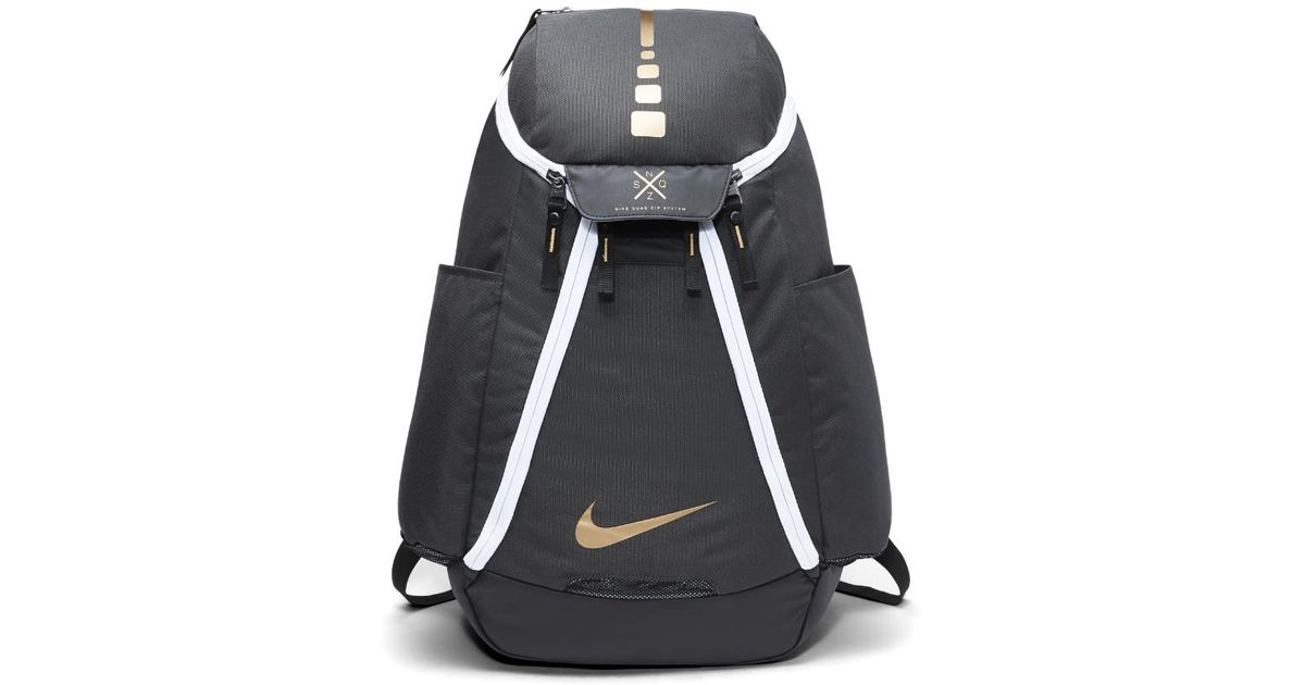 official photos 1bacf 6a573 Nike Hoops Elite Max Air Team 2.0 Basketball Backpack (black) in Black for  Men - Lyst