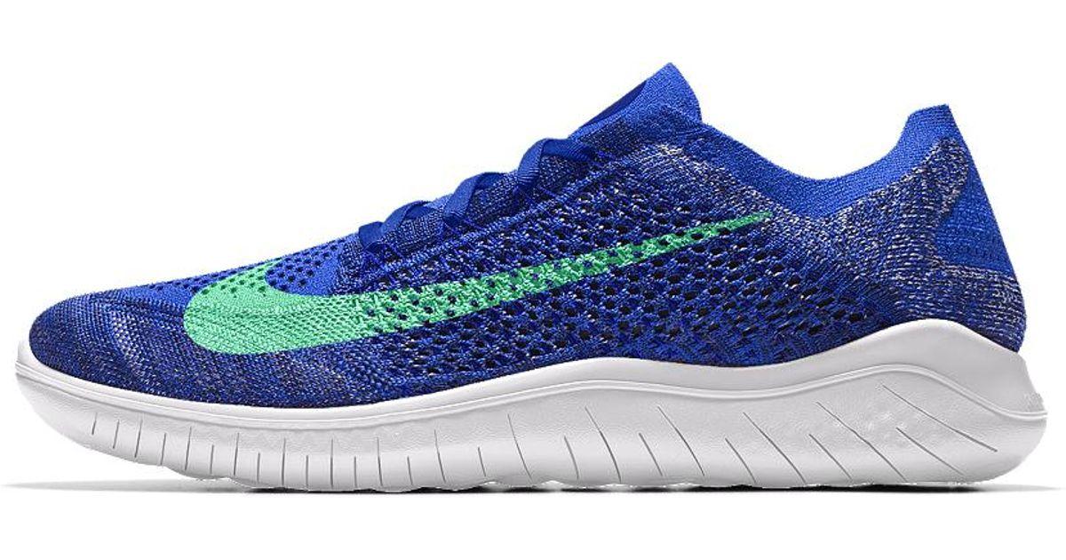 Nike Free Rn Flyknit 2018 Id Women's