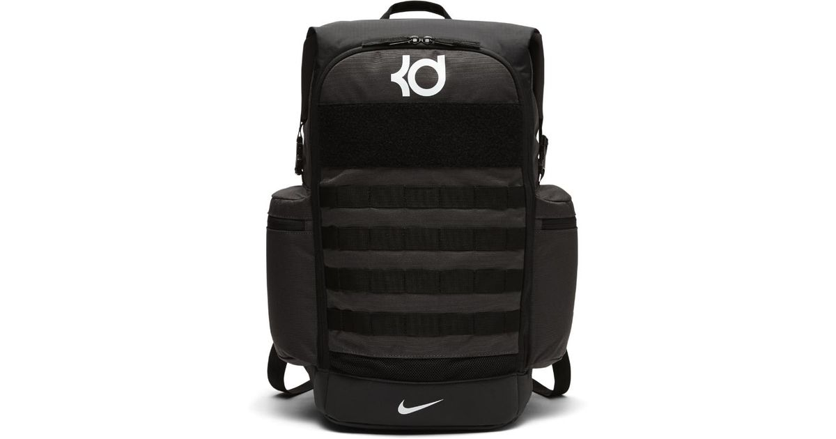 ba8069b13c Lyst - Nike Kd Trey 5 Backpack (black) in Black for Men