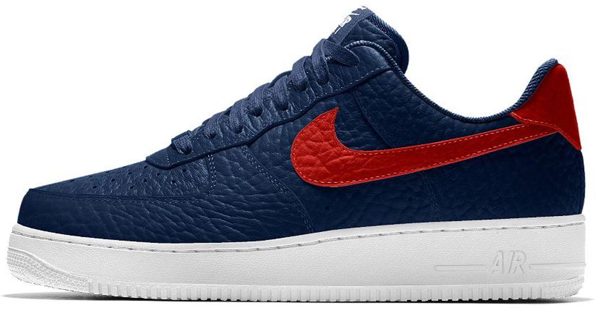 For Low Nike Force PelicansMen's 1 Premium Blue Lyst Orleans Men Air Shoe Idnew nPO08wkX
