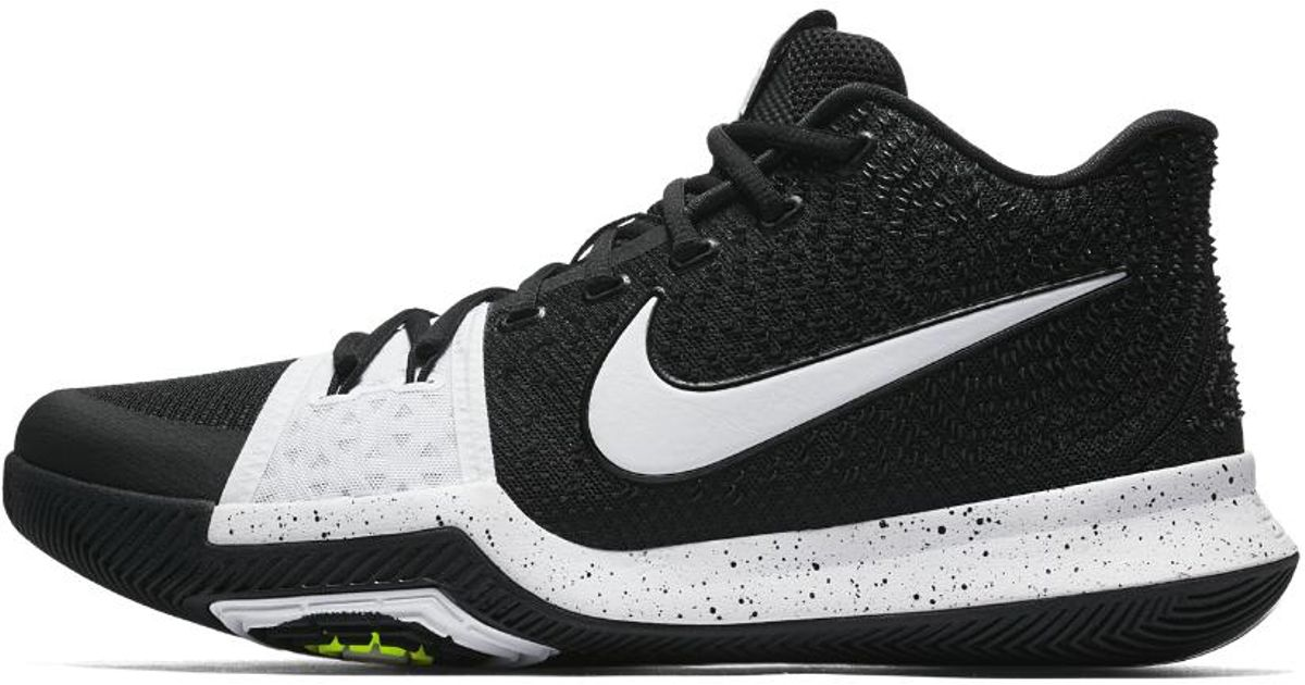 eb95ea2a90b2 ... promo code for lyst nike kyrie 3 tb mens basketball shoe in black for  men a0221