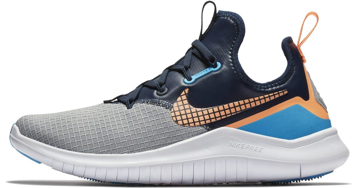 853aa7531283d Nike Free Tr 8 Neo Gym hiit Cross Training Shoe in Gray - Lyst