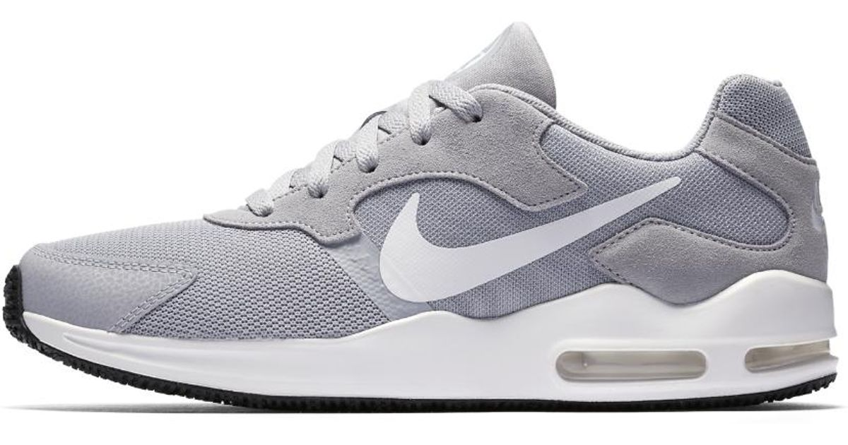 30c30163e1c1bc Lyst - Nike Air Max Guile Men s Shoe in White for Men