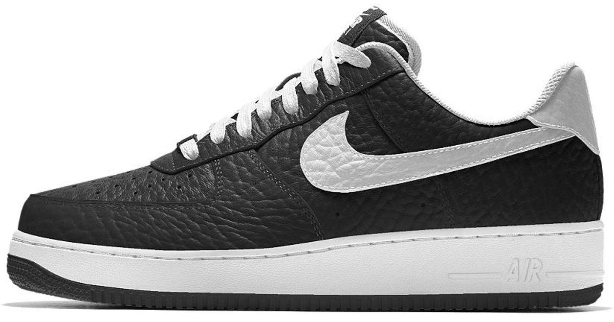 separation shoes d4df7 735d8 ... Lyst - Nike Air Force 1 Low Premium Id (brooklyn Nets) Men s Shoe ...