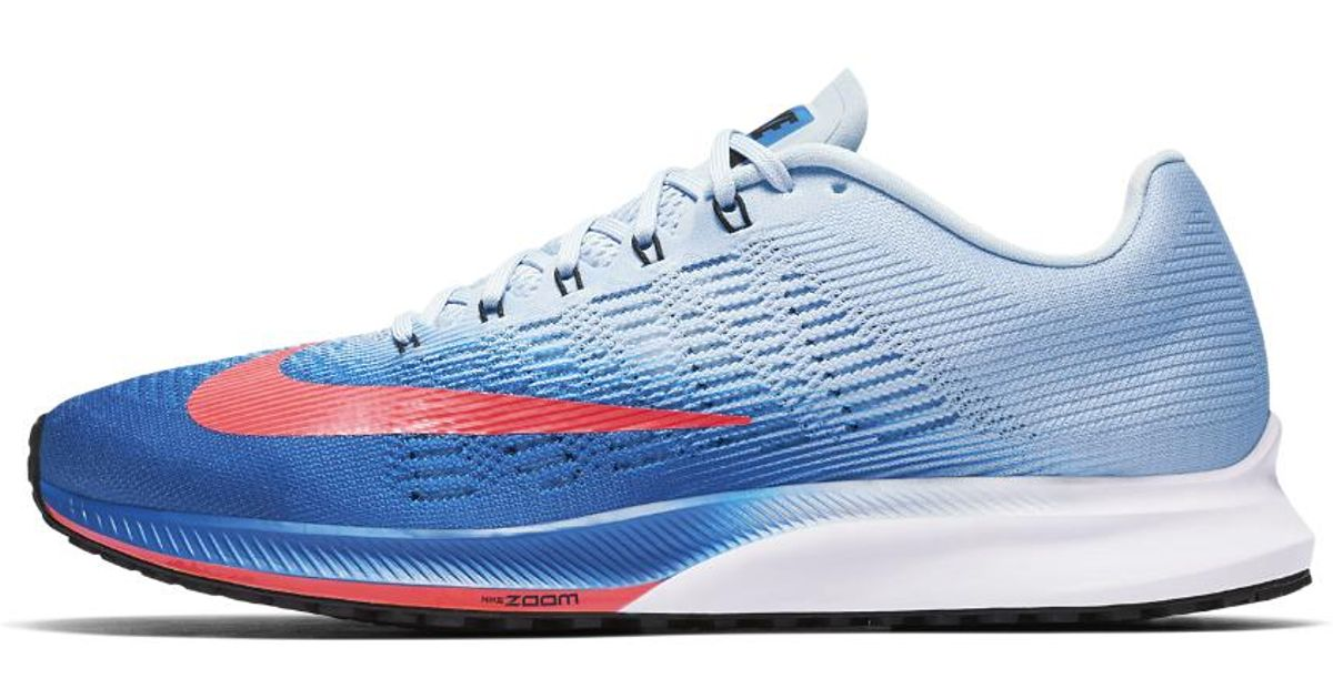 840ab351ba249 Lyst - Nike Air Zoom Elite 9 Men s Running Shoe in Blue for Men