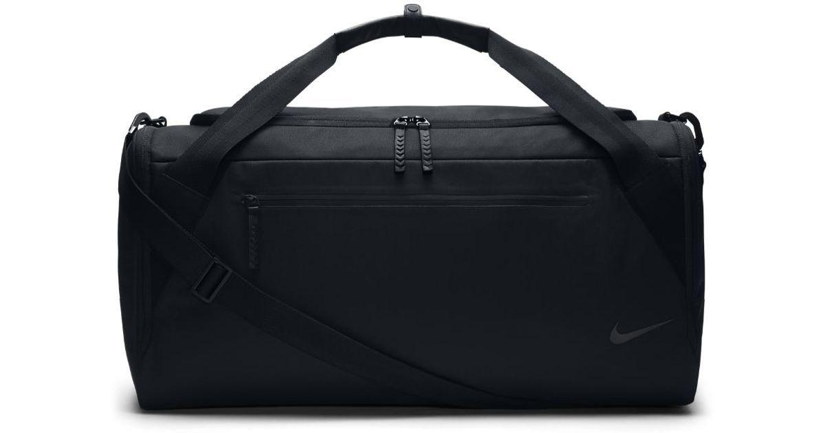 Lyst - Nike Ultimatum Training Duffel Bag (black) in Black for Men bf5dbd1dbf0ac