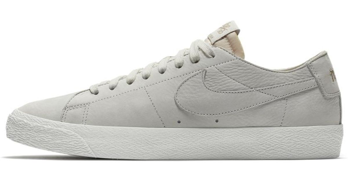 Lyst - Nike Sb Zoom Blazer Low Deconstructed Men s Skateboarding Shoe in  Gray be2bb14fd