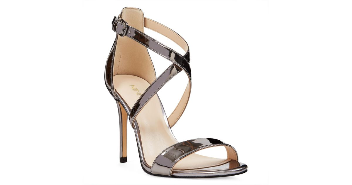 Nine West Mydebut Sandals Women's Shoes GXJ6N