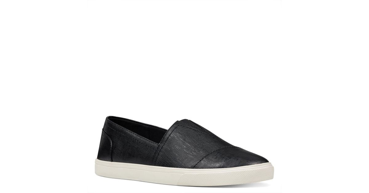 9e91e8d8b5e Lyst - Nine West Bolla Slip-on Sneakers in Black