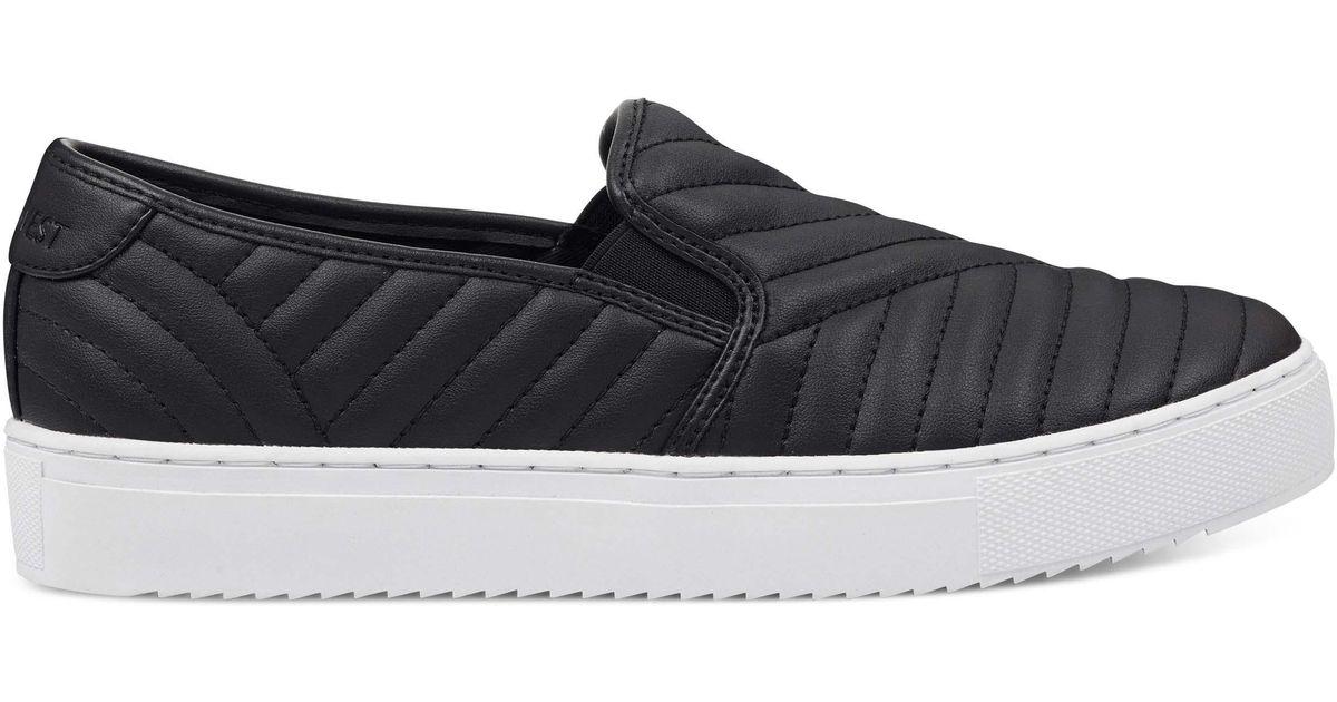 1f7dc50d18b Nine West Black Regan Slip On Sneakers