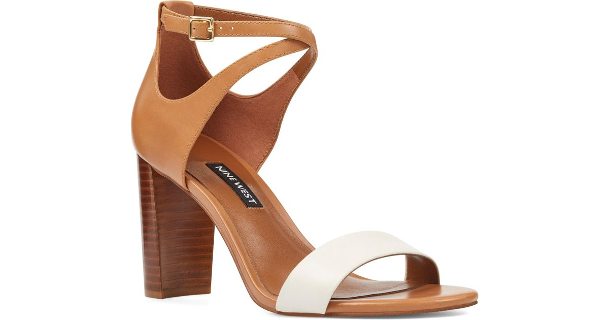 Nunzaya Ankle Strap Sandals - Lyst