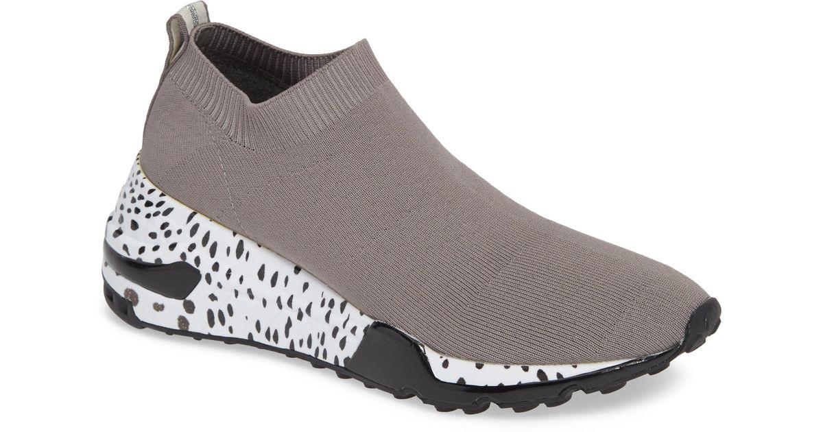 Steve Madden Cloud Sock Wedge Sneaker