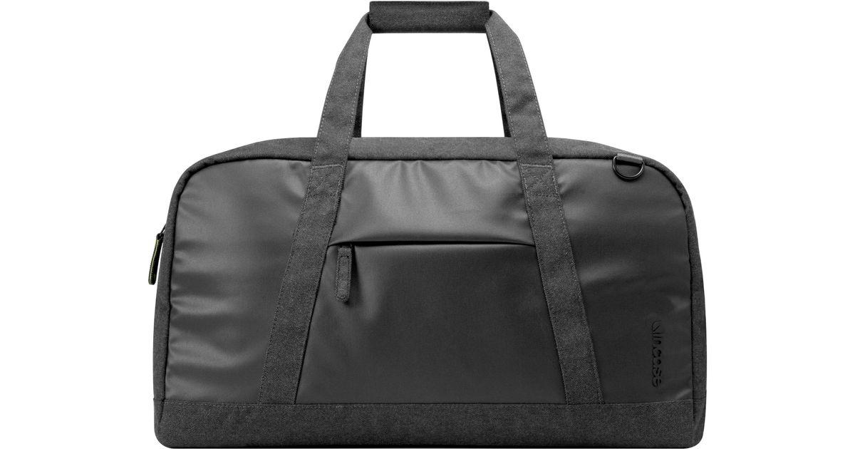 5a13976b9b Lyst - Incase Eo Duffel Bag - in Black for Men