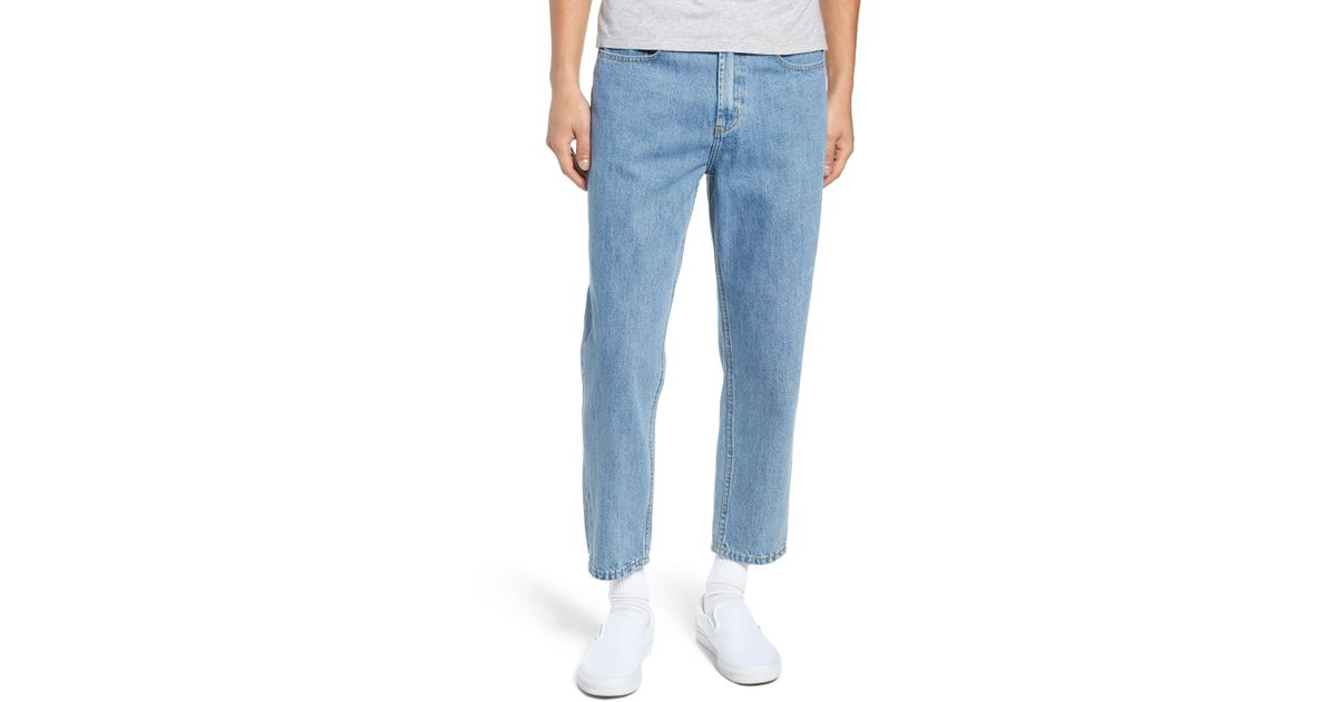 caac0423c0994 Lyst - Obey Bender 90s Fit Jeans in Blue for Men