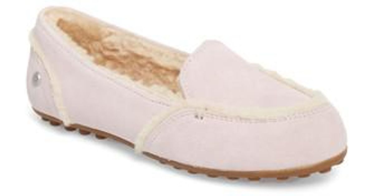 e85c3f06ba4 Lyst - UGG Ugg Hailey Slipper in Pink