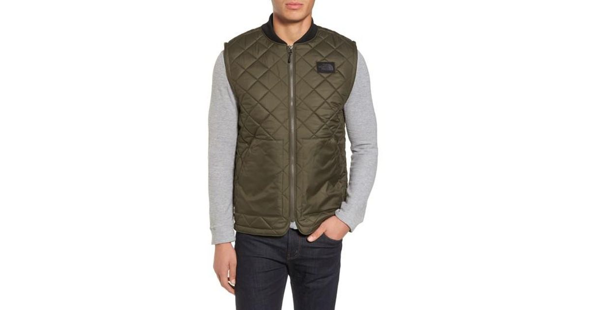 49ace8326898 Lyst - The North Face Cuchillo Insulated Vest for Men