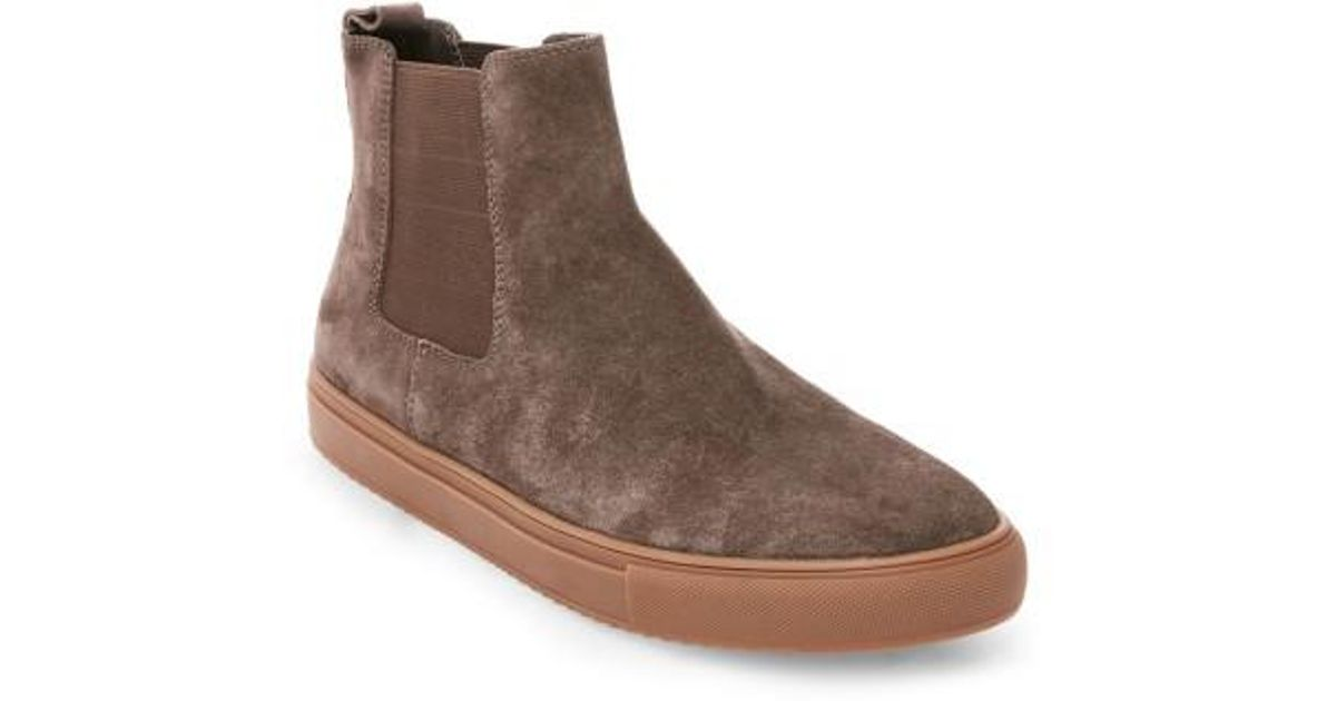 8360eb2fc8131 Steve Madden Dalston Chelsea Boot in Brown for Men - Lyst