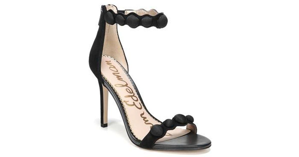 Sam Edelman Addison Embellished Ankle Strap Sandal (Women) tzK7xBvqB3