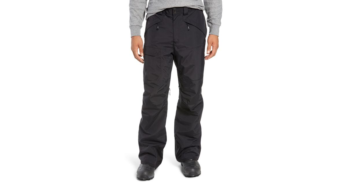 31b5d7c72 The North Face - Black Freedom Heatseeker Insulated Snow Pants for Men -  Lyst