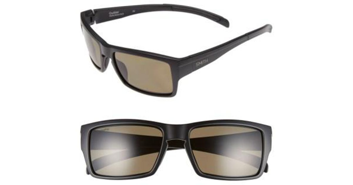 a9a80e21f4 Lyst - Smith  outlier  56mm Polarized Sunglasses - in Gray