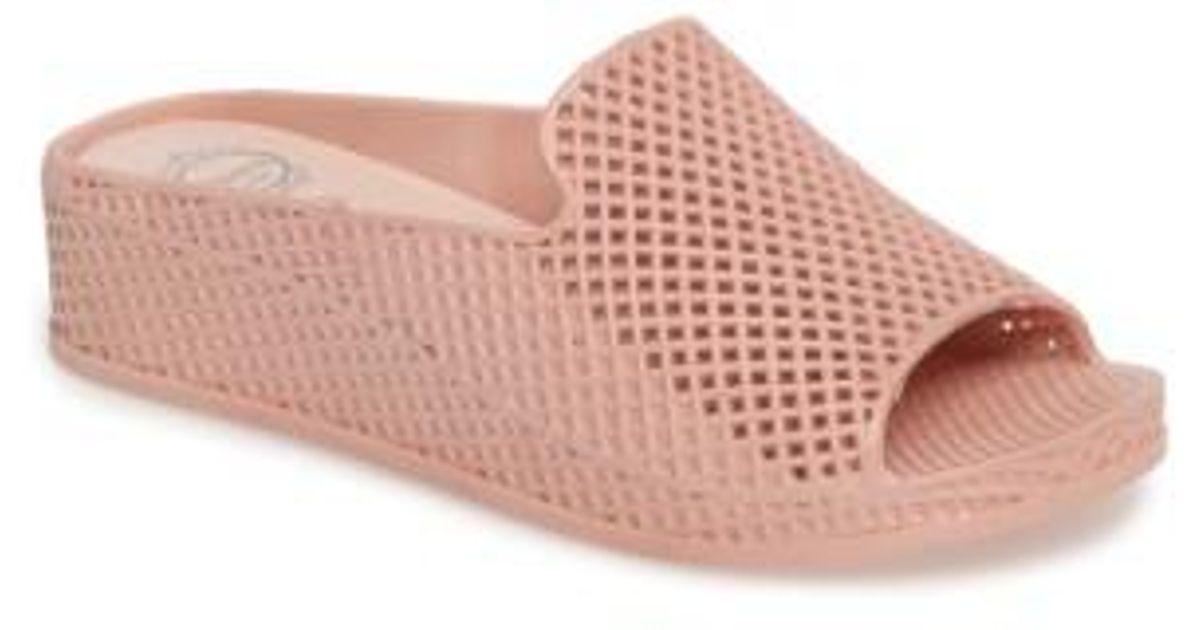 f6058a37f653 Jeffrey Campbell - Pink Fling 2 Sandal - Lyst