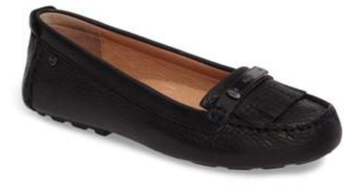 42fefb2d9cf Ugg Black Ugg Royce Loafer