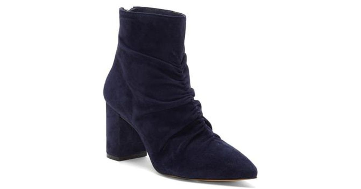 8462717abbc Lyst - 1.State Saydie Bootie in Blue - Save 39.85507246376812%