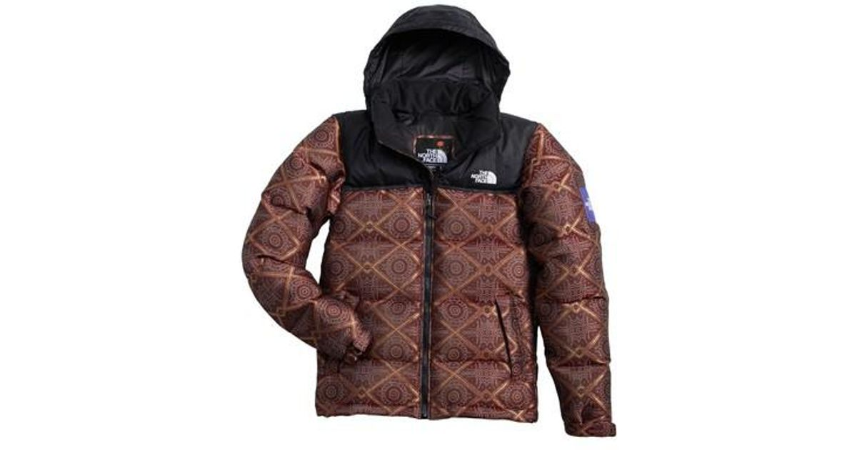 a08adc16e The North Face Red Nuptse 700-fill Power Down Puffer Jacket